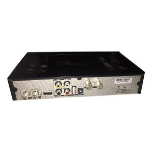 Strongmax 4955B Free To Air Satelite Decoder New Edition With RF Out