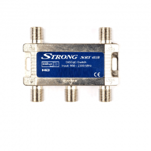 Strong Satelites Combination Strong Diseqc 4 In 1 2.0 Switch For Free To Air And All Satelites