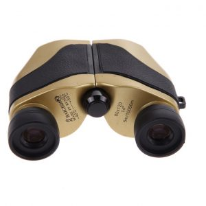 Day Night Vision Professional Binoculars 80×120 Zoom Clear Vision Folding Telescope