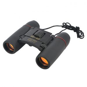 Professional Binoculars With Day Night Vision – Black