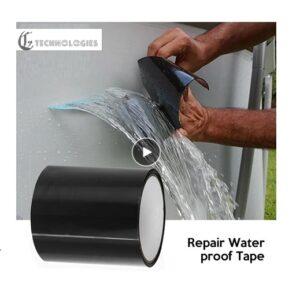 Leakages Repair Waterproof Bonding Tape for borehole tanks pvc celings plastics
