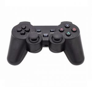 Wireless 2.4ghz Game Controller For Android Phone/PC/Playstation 3/TV Box With USB Adapter And Phone Holder