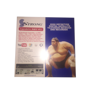 STRONG Technologies Free To Air Decoder SRT 4922 HD