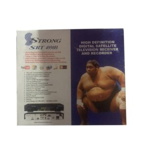 STRONG Technologies Strong Free To Air Decoder SRT 4950 HD