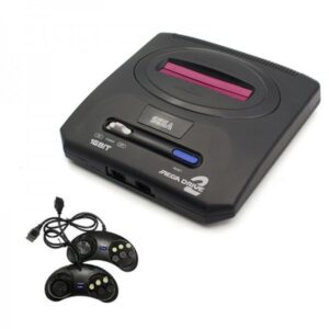 Sega Kids Video Mega Drive II 16 Bit Home Games With Inbuilt Games